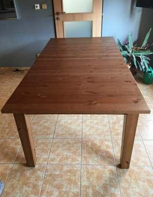 5906a22e8712 Jídelní stůl Ikea Stornas